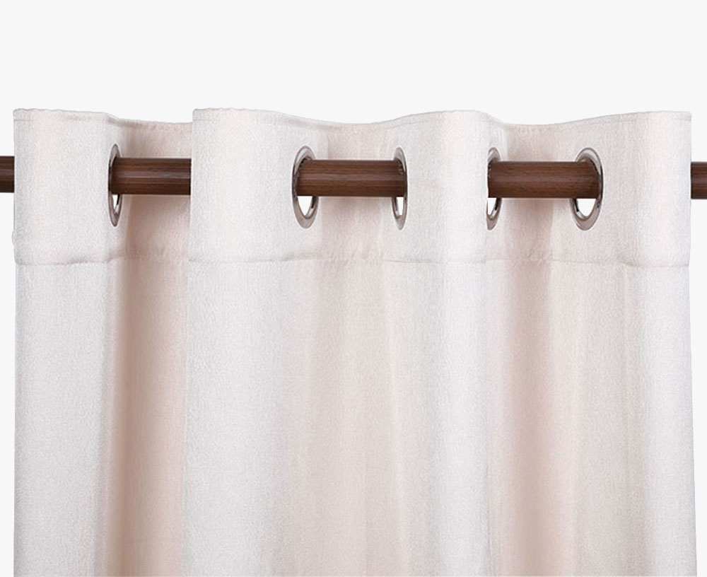 Linen-like Curtain