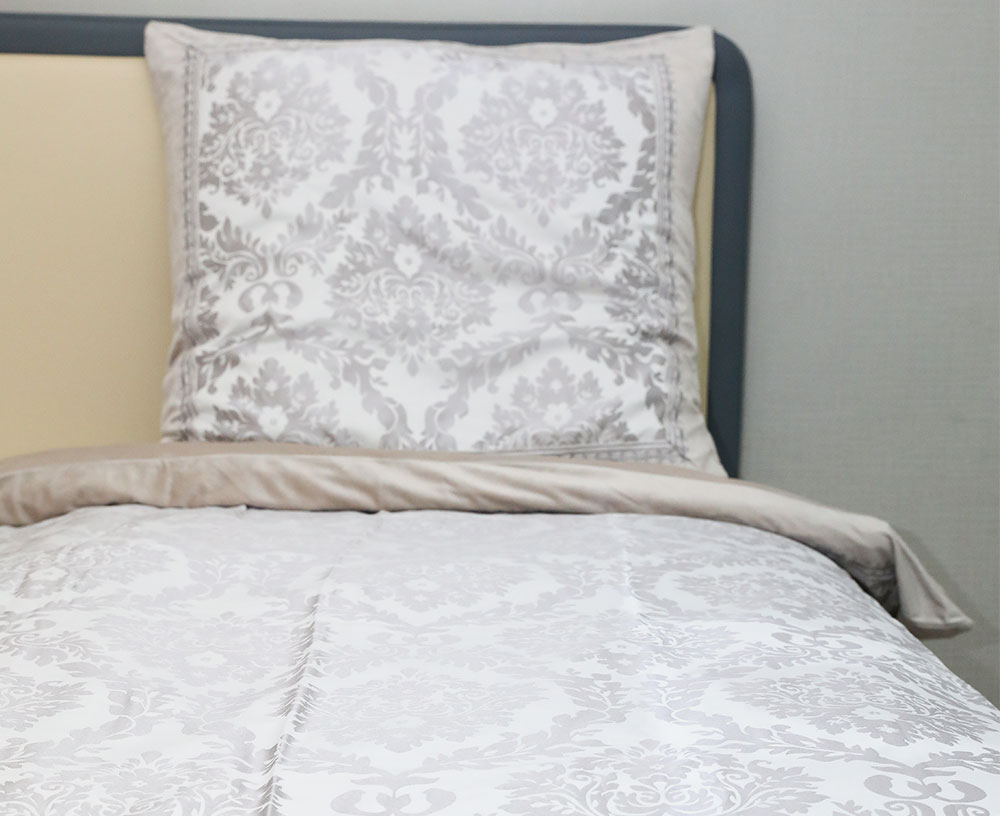 Jacquard Bed Set