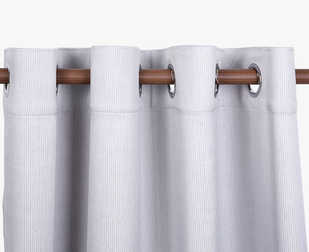 100% Ployester Plain Blackout Curtain
