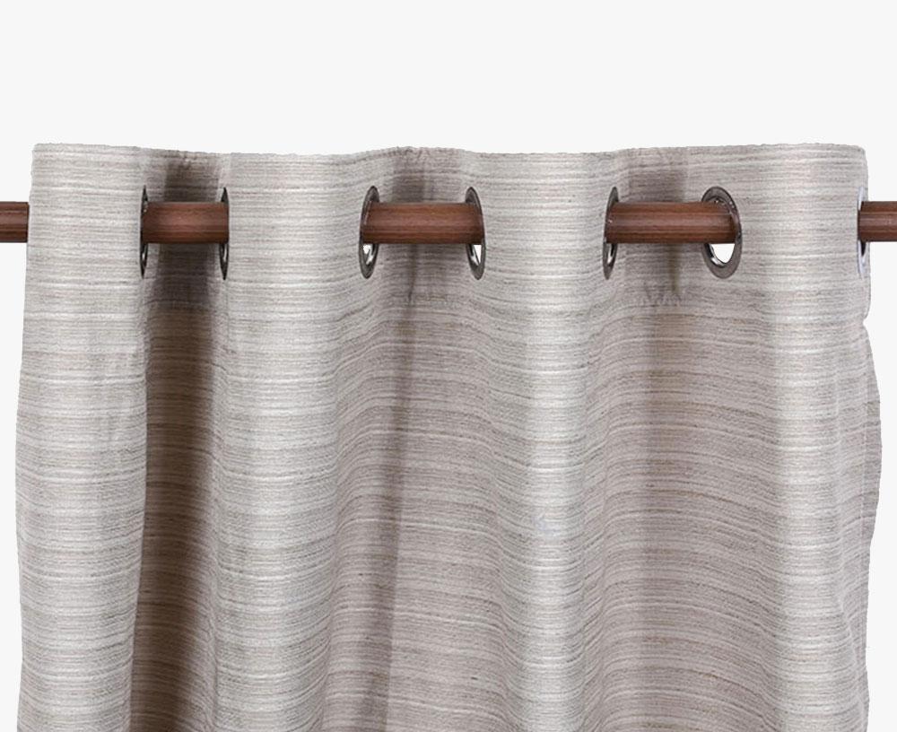 Linen-like Curtain