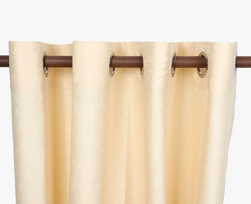 Polyester Jacquard Curtain