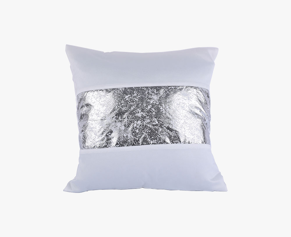 Foil Printing Cushion