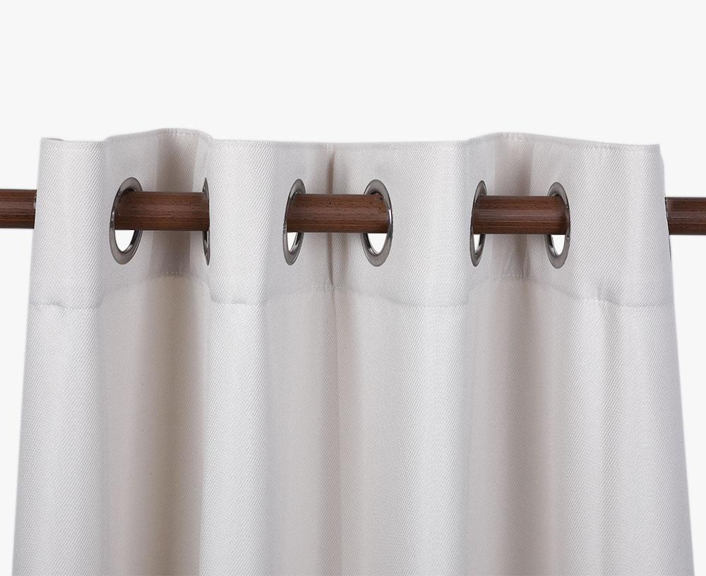 100% Ployester Plain Blackout Curtain