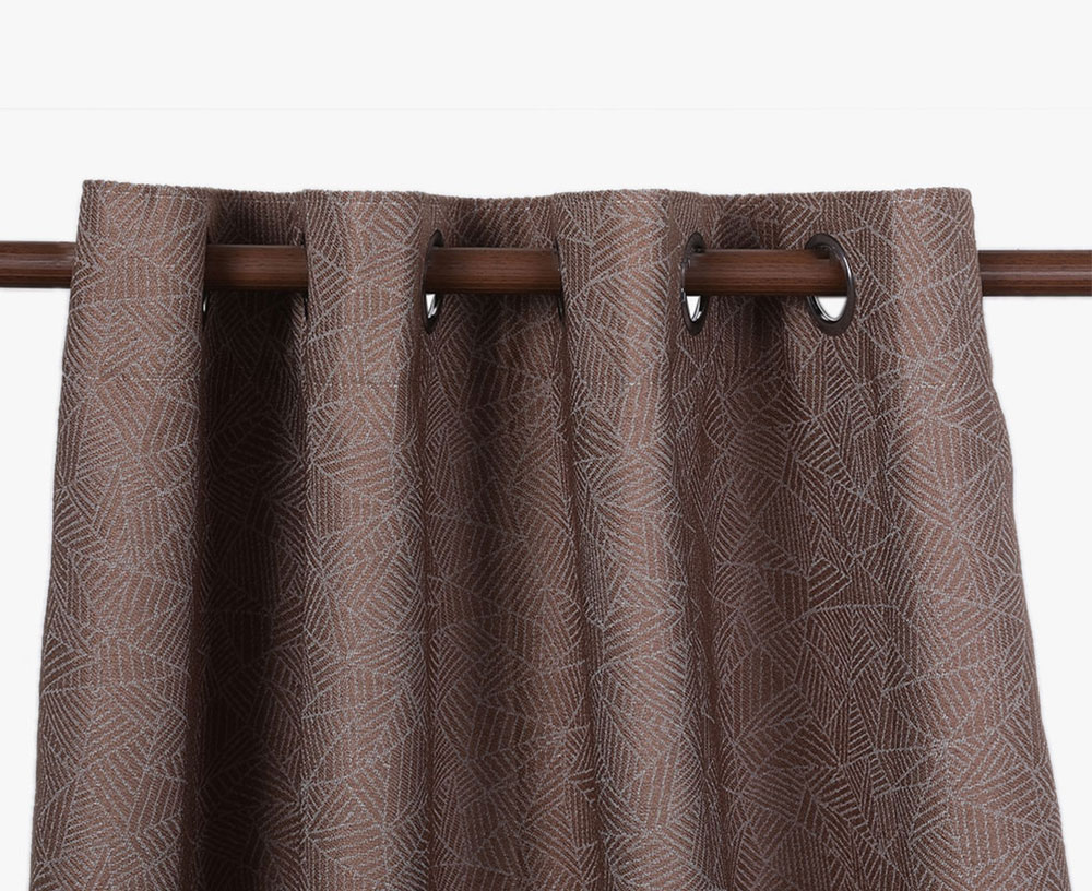 Chenille Blackout Curtain