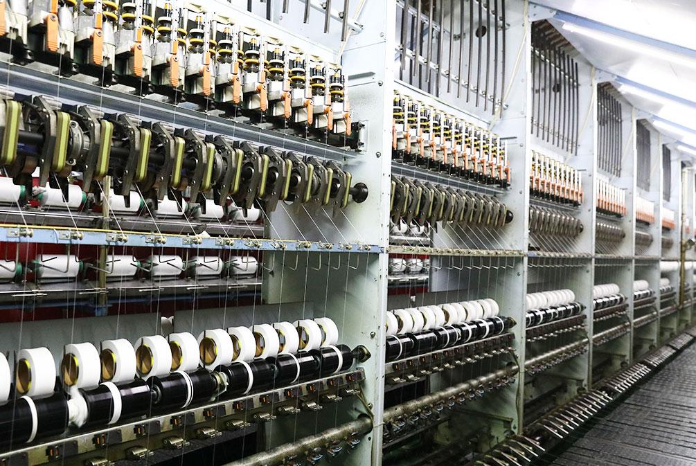 Weaving Pre-processing